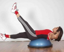 Core Training With The Bosu Ball And Exercise Ball